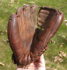 Vintage Jim Piersall Personal Model Wilson Baseball Glove Boston Red Sox