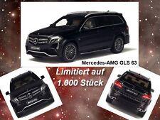 Mercedes-AMG GLS 63  Limitiert 1.000 Stk. GT Spirit  Maßstab  1:18  OVP  NEU