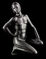Hombre Acto Figura - Paul Negro - Sinnlicher Desnudo Arte Estatua Decorativa