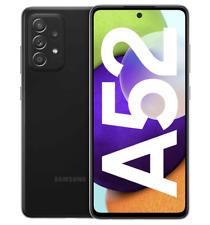 Samsung Galaxy A52 4G 128GB Awesome Black