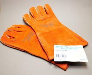 Schweißerhandschuhe MAG Schweißhandschuh Weldas 10-2101 Simply Red Gr. L