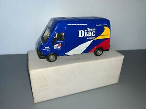 RALLY 1/43 RR MINATURES RENAULT RESEAU TRAFFIC SPORT ASSISTANCE SERVICE VAN RARE