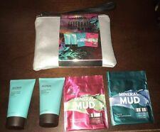 Ahava Mineral Hand Cream Shower Gel Mineral Mud Set Sea Kissed Travel Bag