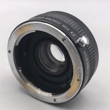 Vintage DeJur Auto Tele Converter Lens 2X for Contax