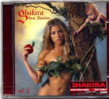 CD - SHAKIRA / Oral fixation