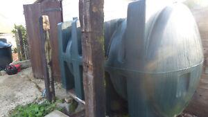 Titan 2500 Litre Tank Fuel Tank Diesel Tank Heating Oil Tank