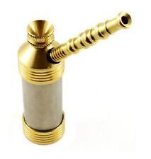 Pocket Traveller Brass and Metal Portable Billy Water Toker Cigarette