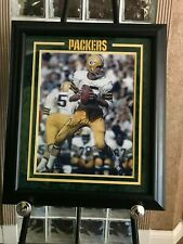 Bart Starr Green Bay Packers Picture Autographed & Custom Framed with COA