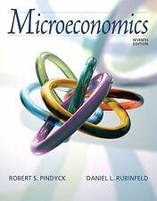 Microeconomics. 7th edition. Pindyck and Rubinfeld