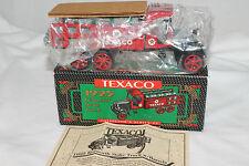 Texaco, 1925 Kenworth Stake Truck, Ertl Bank, Nice Boxed
