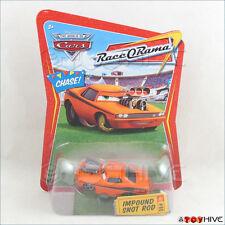 Disney Pixar Cars Impound Snot Rod Chase! RaceORama series #80