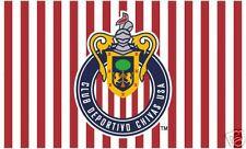 MAJOR LEAGUE SOCCER CD CHIVAS USA FAN CLUB TEAM FLAG