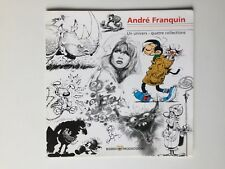 CATALOGUE ANDRE FRANQUIN UN UNIVERS QUATRE COLLECTIONS / BD / MARSU PROD 2005