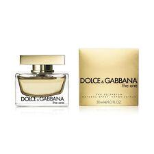 DOLCE & GABBANA D&G THE ONE 30ML EAU DE PARFUM SPRAY BRAND NEW & SEALED