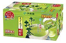 Ito En Hey tea green tea containing silky 100 green tea stick