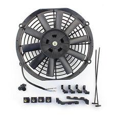 ACP de 10 Pulgadas Universal Pull radiador ventilador de refrigeración Recto Blades unidad de reemplazo
