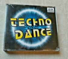 CD AUDIO INT/ COFFRET 4XCD TECHNO DANCE 57 TRACK KCD407 VARIOUS ARTISTS NEUF