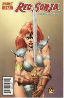 Red Sonja #17 (Vol 4)  Mychels Variant Cover B