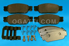 D-805 BRAND New OEM LINCOLN LS THUNDERBIRD 1999-05 FRONT Brake Pads XW4Z-2001-BA