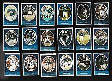 1972 Sunoco Football Stamp Team Set Baltimore Colts 00004000  24 dif cards - Johnny Unitas