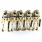 5PCS STAR WARS the clone wars TACTICAL DROID TA-175 Battle of Ryloth Figure Doll