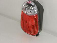 Fahrrad Rücklicht Standlicht mit 3 LED s  Dynamobetrieb  mit Standlicht  01210