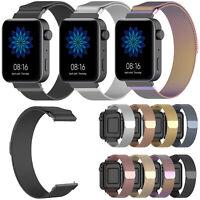 18mm Milanese Edelstahl Armband Uhrenarmband Wrist Band Strap für Xiaomi Watch