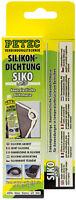 Petec Hochtemperatursilikon 70 ml weiß dauerelastisch Silikondichtung