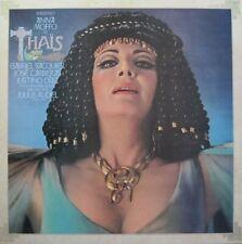 THAIS  - MASSENET - ANNA MOFFO-GABRIEL BACQUIER-JOSE CARRERAS - 3 LP BOXSET