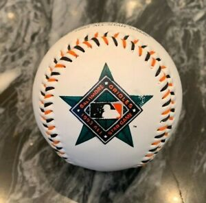 1993 Fotoball All-Star Game Commemorative Baseball 64th Midsummer Classic