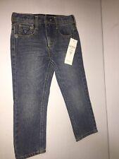 Guess Kids Stone Denim Jeans (Size 3T)
