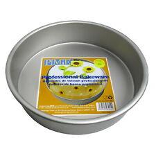 "PME 8x2"" ROUND Circle Aluminium Mold Mould Cake Decorating Baking Tin Pan Tray"