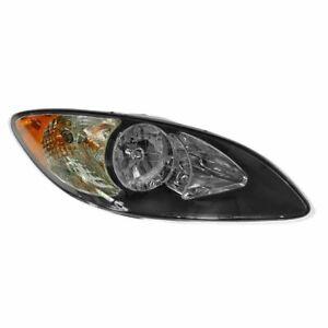 FIT FOR INTERNATIONAL PROSTAR 2008 - 2014 HEAD LAMP HALOGEN BLACK RIGHT PASSENGE