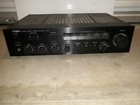 Yamaha A 500 Natural Sound Stereo Integrated Amplifier