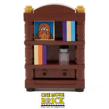LEGO Bookcase - book shelf cupboard office library furniture. Custom NEW