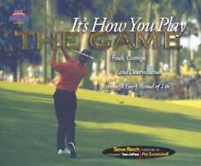 Heart of a Champion: It's How You Play the Game by Steve Riach (2001, Hardcover