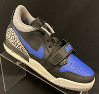 Air Jordan Legacy 312 Low Black Royal Blue Toe [CD7069-041] Men's Size 6Y