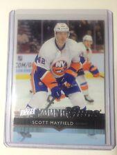 2014-15 Upper Deck Young Guns #234 Scott Mayfield New York Islanders YG Series 1