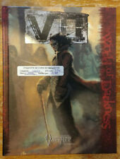 World of Darkness - Vampire The Requiem - Lot of 3 books (Ex to NM)