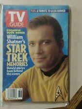 Star Trek Tv Guide Sept. 4-10 1993 - Vg+-Nm