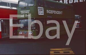 35mm bus slide Independent Coachways Leyland Atlantean PDR2 / Roe VYH 47 G