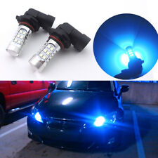 Ice Blue 9005 HB3 High Power 27-3528-SMD LED Bulbs for Car Daytime Runing Lights
