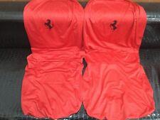Ferrari 612 Scaglietti, Sessanta Fundas de Asiento Rojo