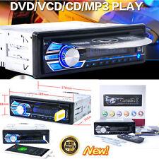 New 12V LCD Car Audio Stereo USB SD Mp3 Player AUX DVD CD Player FM Radio Remote