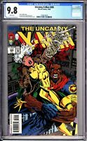 Uncanny X-Men 305 CGC Graded 9.8 NM/MT 1st Phalanx Marvel Comics 1993