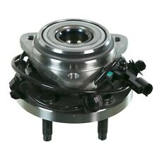 For Mercury Mazda Ford 4WD Front Wheel Bearing and Hub Assembly Moog 515052