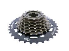 Shimano mf-tz500 fahrrad-schraubkranz para 7 VELOCIDADES 14-34 DIENTES -
