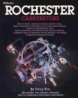 Rochester Carburetors : Tune, Rebuild or Modify, Paperback by Roe, Doug, Like...