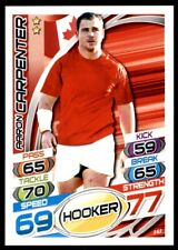 Topps Rugby Attax 2015 - Aaron Carpenter Canada No. 163
