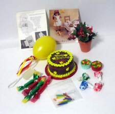 American Girl Molly Birthday Party Treats  Pleasant Co, Retired